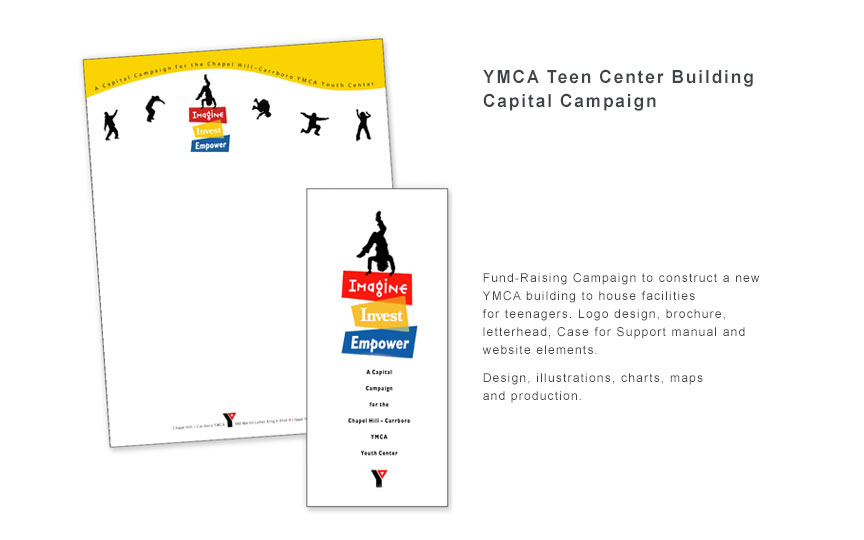 YMCA Teen Center Campaign
